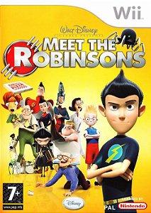 Jogo Meet The Robinsons [sem capa] - Nintendo Wii - Seminovo