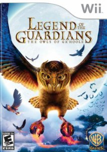 Jogo Legend of The Guardians The Owls of Ga'Hoole [sem capa] - Nintendo Wii - Seminovo