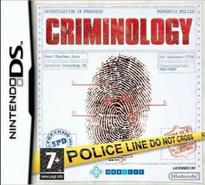 Jogo Criminology - Nintendo DS - Seminovo