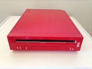 Console Nintendo Wii Vermelho - Seminovo