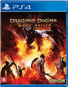 Jogo Dragon's Dogma Dark Arisen - PS4