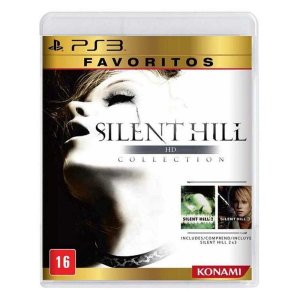 Jogo Silent Hill HD Collection - PS3 - Seminovo