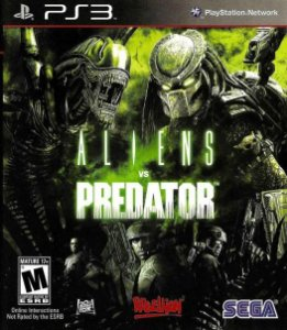 Jogo Aliens Vs Predador - PS3 - Seminovo