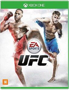 Jogo UFC - Xbox One