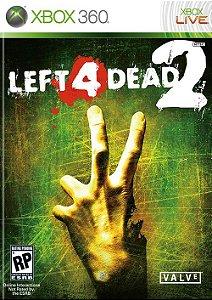 Jogo Left 4 Dead 2 - Xbox 360 - Seminovo