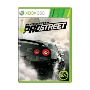 Jogo Need For Speed Pro Street - Xbox 360 - Seminovo