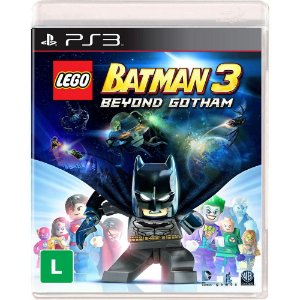 Jogo Lego Batman 3 Beyond Gotham - PS3 - Seminovo