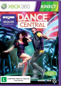 Jogo Dance Central - Xbox 360 - Seminovo