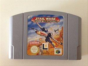 Jogo Star Wars Rogue Squadron [europeu] Nintendo 64 - Seminovo