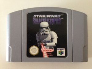 Jogo Star Wars Shadows of The  Empire [europeu] Nintendo 64 - Seminovo