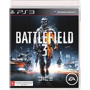 Jogo Battlefield 3 - PS3 - Seminovo