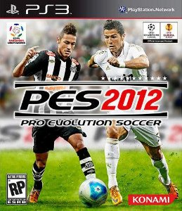 Jogo PES 2012 [sem capa] - PS3 - Seminovo