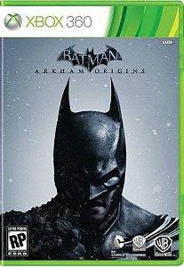 Jogo Batman Arkham Origins - Xbox 360 - Seminovo