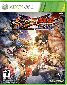 Jogo Street Fighter X Tekken - Xbox 360 - Seminovo