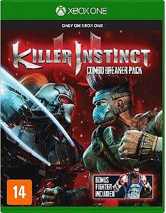 Jogo Killer Instinct Xbox One - Seminovo