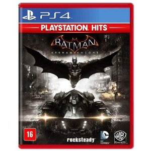 Jogo Batman Arkham Knight PS4 Hits - Seminovo