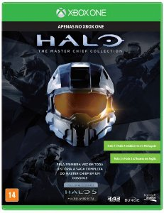 Jogo Halo The Master Chief Collection - XBox One - Seminovo