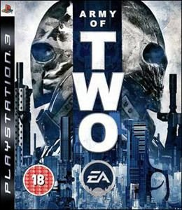 Jogo Army of Two - PS3 - Seminovo