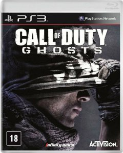 Jogo Call of Duty Ghosts - PS3 - Seminovo