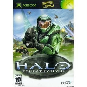 Jogo Halo Combat Evolved - Europeu - Xbox - Seminovo