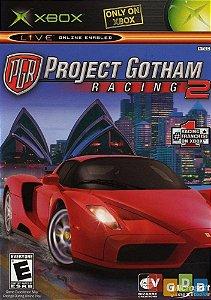 Jogo Project Gotham Racing 2 - Europeu - Xbox - Seminovo