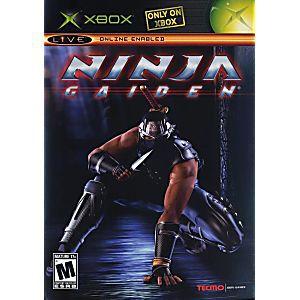 Jogo Ninja Gaiden - Europeu - Xbox - Seminovo