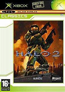 Jogo Halo 2 - Europeu - Xbox - Seminovo
