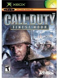 Jogo Call of Duty Finest Hour - Europeu - Xbox - Seminovo