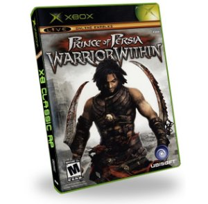 Jogo Prince of Persia Warrior Within- Europeu - Xbox - Seminovo