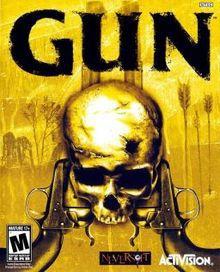 Jogo Gun - Europeu - Xbox - Seminovo