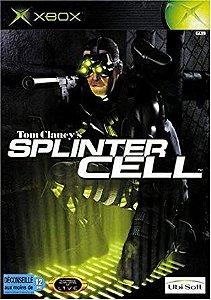 Jogo Tom Clancy's Splinter Cell - Europeu - Xbox - Seminovo