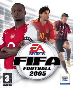 Jogo Fifa Football 2005 - Europeu - Xbox - Seminovo