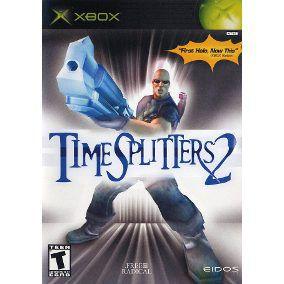 Jogo Time Splitters 2 - Europeu - Xbox - Seminovo