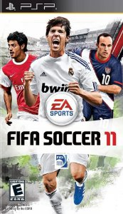 Jogo Fifa Soccer 11 - PSP - Seminovo