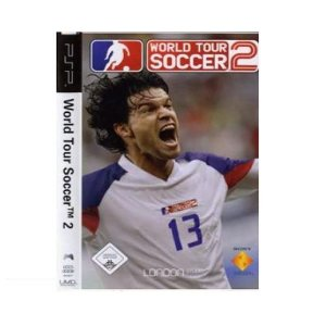 Jogo World Tour Soccer 2 - PSP - Seminovo