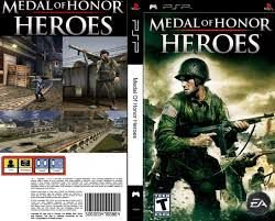 Jogo Medal of Honor Heroes - PSP - Seminovo