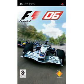Jogo Formula 1 06 - PSP - Seminovo