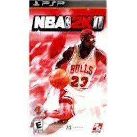 Jogo NBA 2K11 - PSP - Seminovo