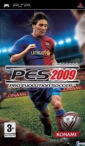 Jogo PES 2009 - PSP - Seminovo