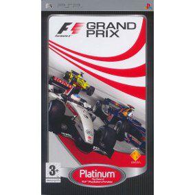 Jogo F1 2009 - PSP - Seminovo