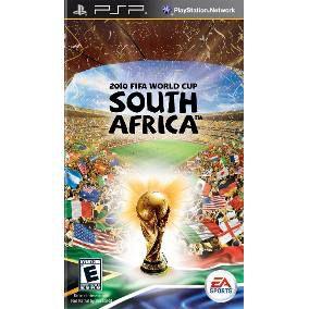 Jogo 2010 Fifa World Cup South Africa - PSP - Seminovo