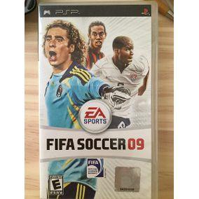 Jogo Fifa Soccer 09 - PSP - Seminovo