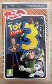 Jogo Toy Story 3 - PSP - Seminovo
