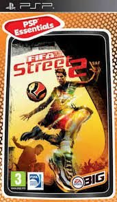 Jogo Fifa Street 2 - PSP - Seminovo