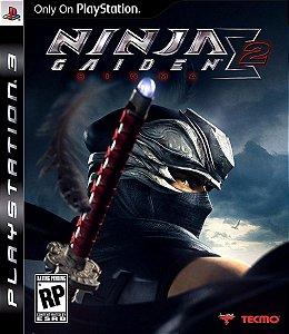 Jogo Ninja Gaiden 2 Sigma - PS3 - Seminovo