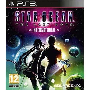 Jogo Star Ocean The Last Hope International - PS3 - Seminovo