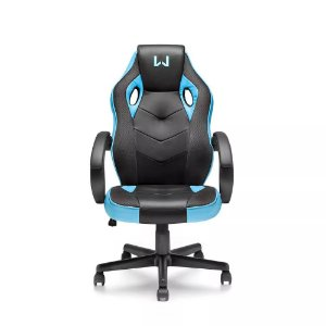 Cadeira Gamer Azul Warrior - GA161