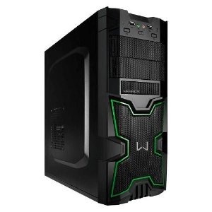 Gabinete Gamer Warrior Multilaser - GA154