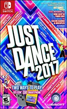 Jogo Just Dance 2017 - Nintendo Switch - Seminovo
