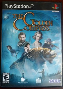Jogo The Golden Compass - PS2 - Seminovo